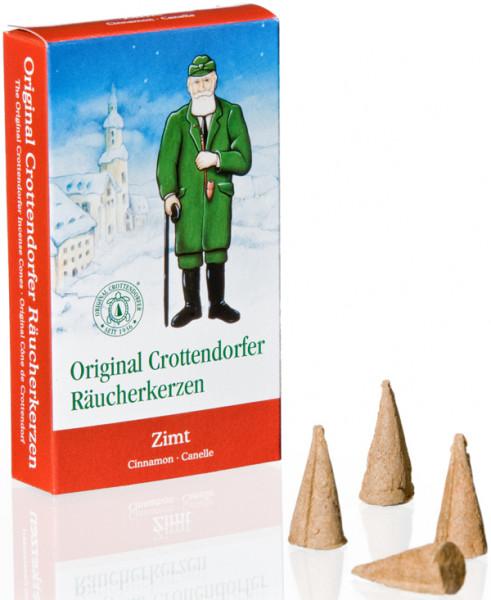 Crottendorfer Räucherkerzen Zimt 24 Stück