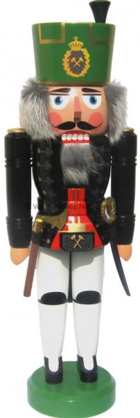 Legler Nussknacker Bergmann Knappschaftsältester 41cm