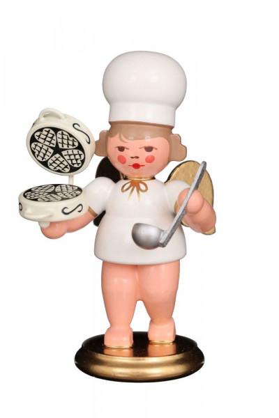 Ulbricht Bäckerengel mit Waffeleisen 7,5cm