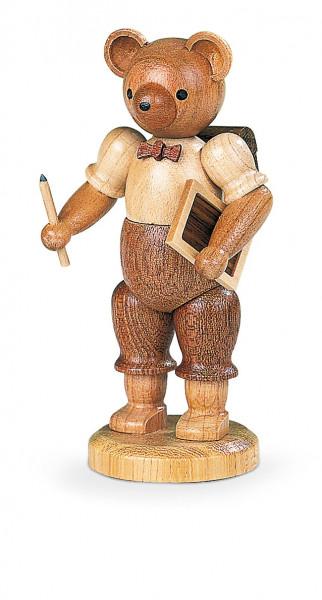 Teddybär Schuljunge 10cm