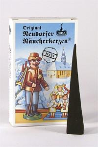 Neudorfer Räucherkerzen HUSS Maxi Weihrauch 3 Stück Höhe 9cm