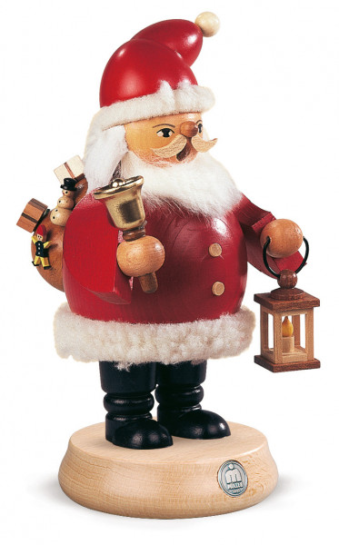 Müller Räuchermann Weihnachtsmann 18cm