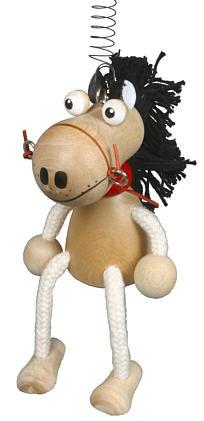 Schwingfigur Pferd 16cm