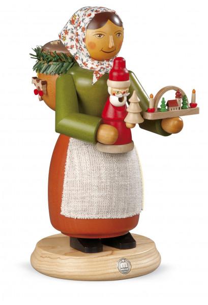 Holzspielzeugverkäuferin 25cm