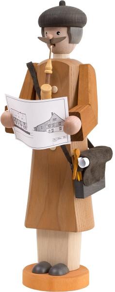 Räuchermann die Langen - Die Langen Architekt 32cm