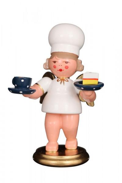 Ulbricht Bäckerengel mit Tasse 7,5cm