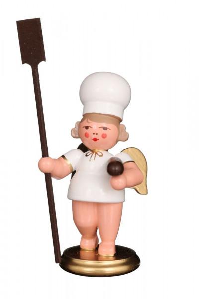 Ulbricht Bäckerengel mit Brotschieber 7,5cm